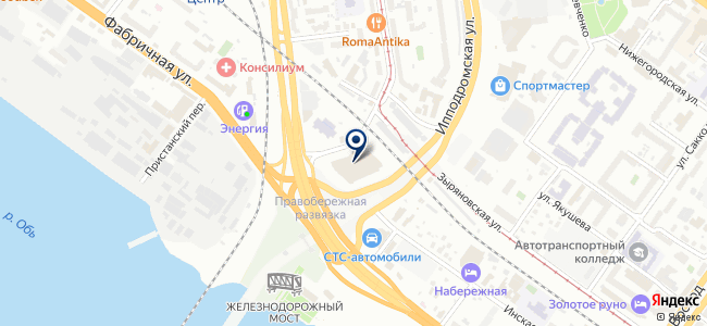MaestroDesign на карте
