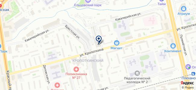 Авто Сити-НСК, ООО на карте