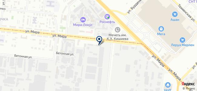 Промэнерго, ООО на карте