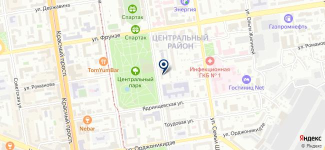 Капитал-Нск, ООО на карте