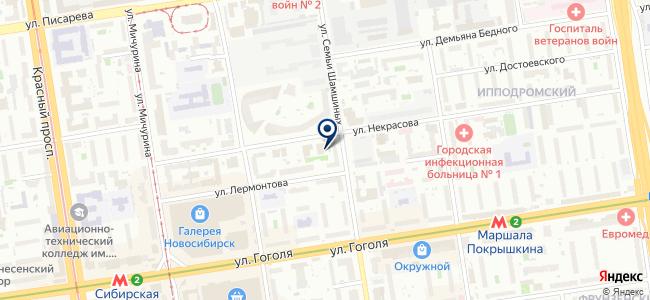 Элемент, ООО на карте