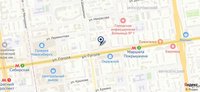 Мегабелт, ООО на карте