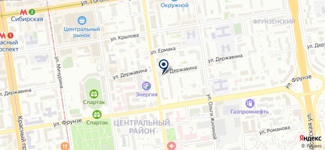ПРОФИ Электромаркет на карте