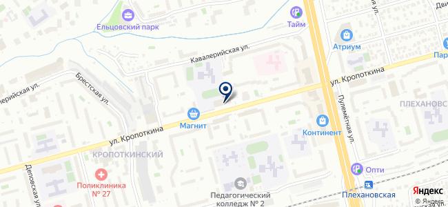 СумракOFF на карте
