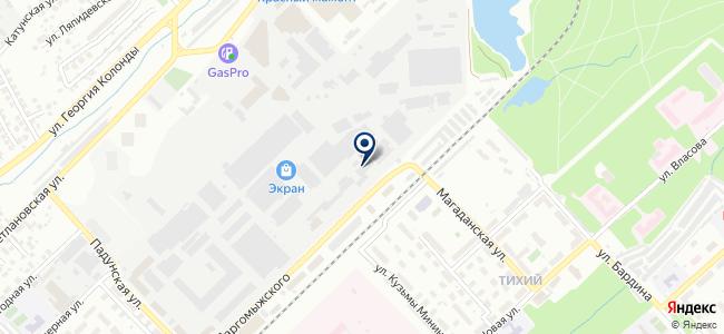А-лекс, ООО на карте