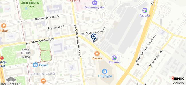 Р2, ООО на карте