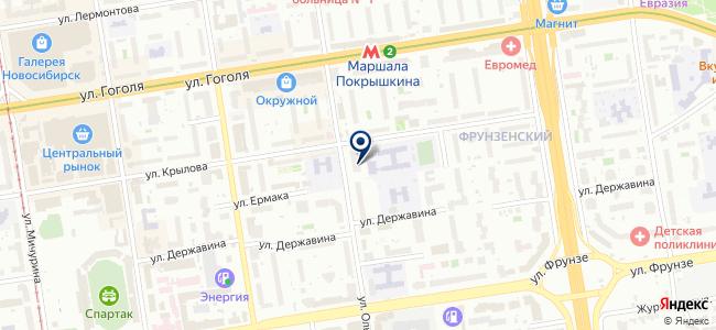 Юникон-Сервис, ООО на карте