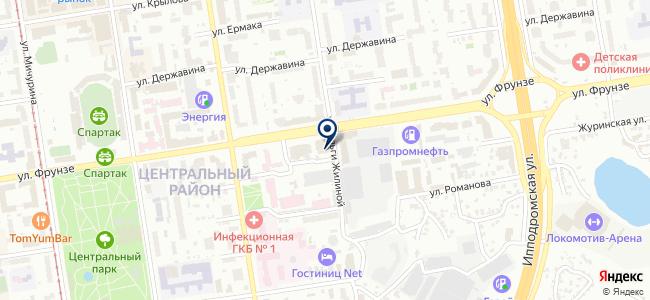 НГС, ООО на карте