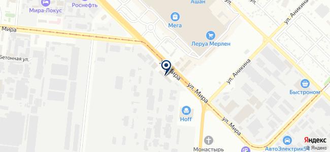 Новосибирская Энергетическая Компания, ООО на карте