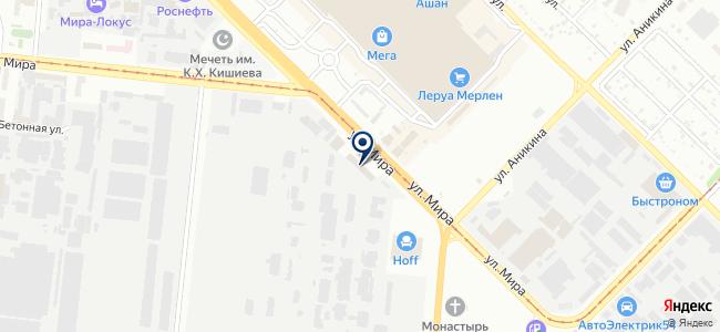 Взлет-Новосибирск, ООО на карте