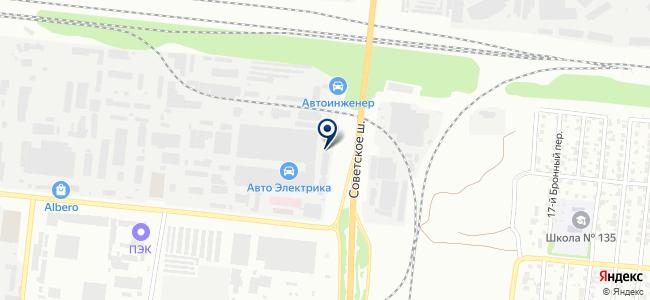 Стройсиб, ООО на карте