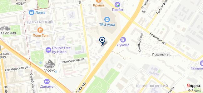 FSM-сервис на карте