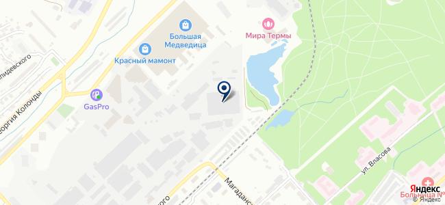 Экран-оптические системы, ЗАО на карте