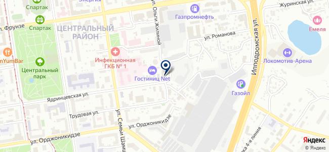 СибЭлПром, ООО на карте