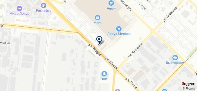 НовосибОптТорг, ООО на карте