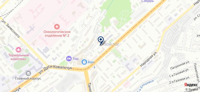 СЭТКОМ, ООО на карте