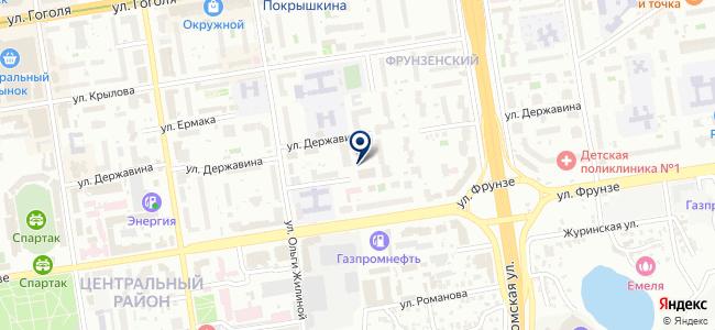 ЭкоХоумСтиль, ООО на карте
