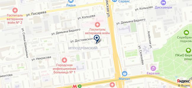 СибЭл, ООО на карте