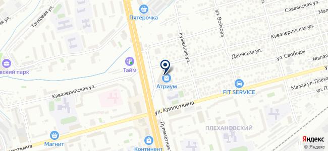 Антел, ООО на карте