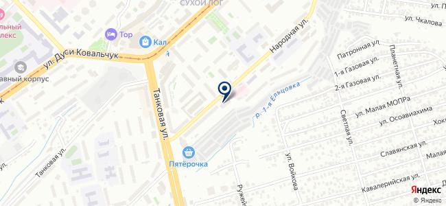 СантехКомплектация на карте