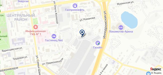 ИМПУЛЬС, ООО на карте