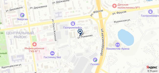 Альфа-групп, ООО на карте