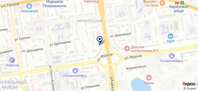 Термокаб, ООО на карте