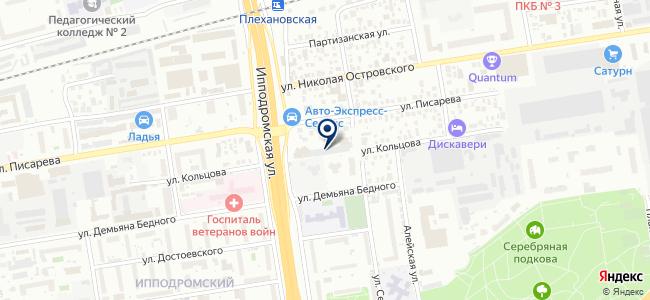 СибирьТехМонтажКомплект, ООО на карте