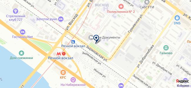 Радиосфера на карте