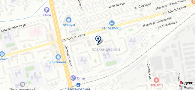 Инфраспак-Аналит, ООО на карте