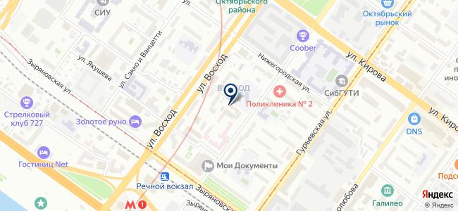 Визард Телеком, ООО на карте