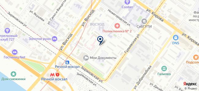 Грандекс, ООО на карте