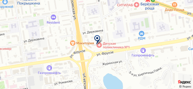 АЛВИС, ООО на карте