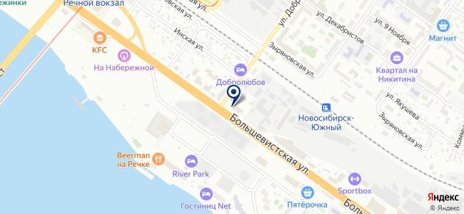 Гранд НСК на карте