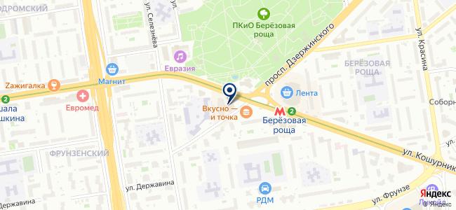 Интэкс-Сервис, ООО на карте