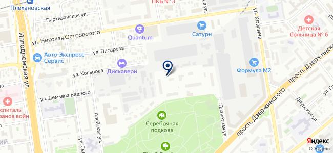 Ремсантехмонтаж, ЗАО на карте