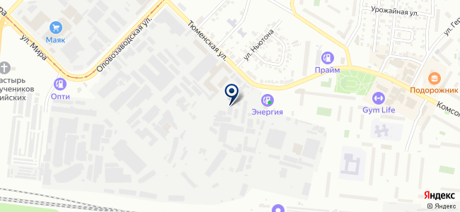 ФЕРОН-СИБИРЬ, ООО на карте