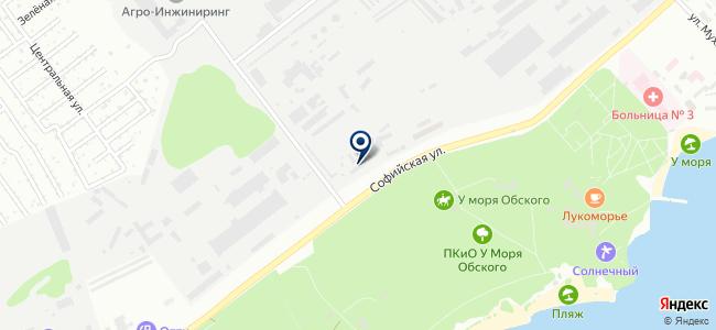 АЛГА-СВ, ООО на карте