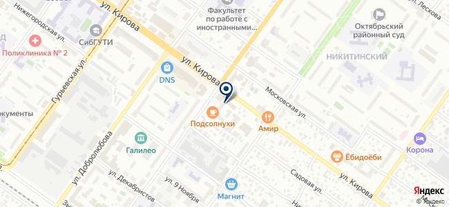 Городская Служба Ремонта и Сервиса на карте