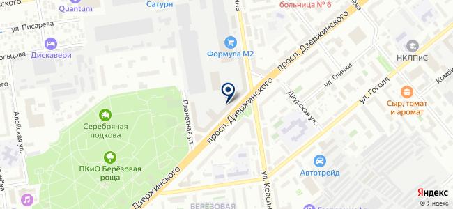 Теплофорум на карте