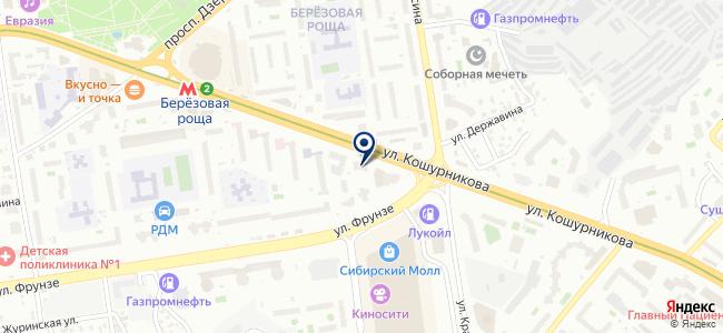 РУБЕЖ, ООО на карте