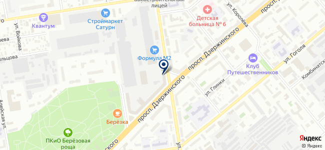 Техмонтаж, ООО на карте