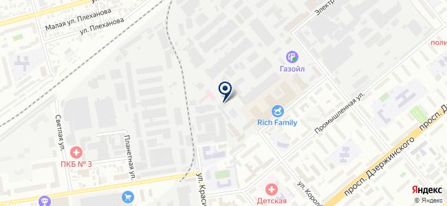 Комплект СК, ООО на карте