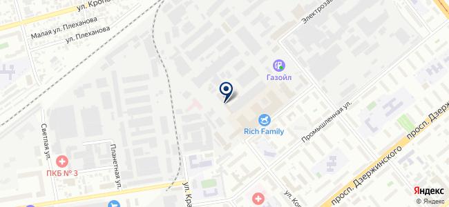 Авангард, ООО на карте