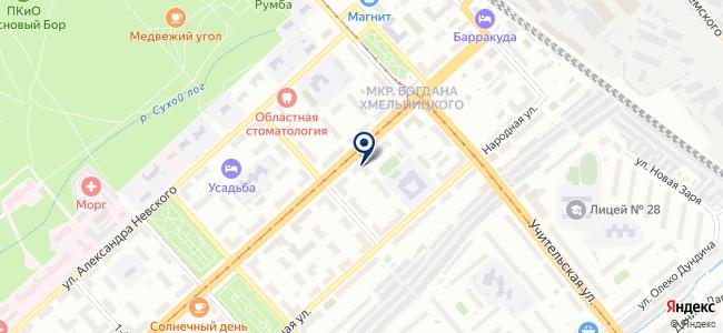 КаратЭлектро, ООО на карте