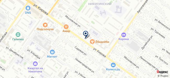 ФиксМастер на карте
