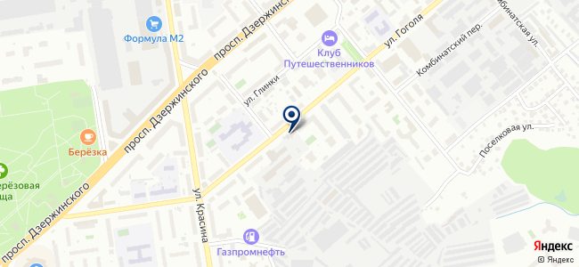 Архей, ООО на карте