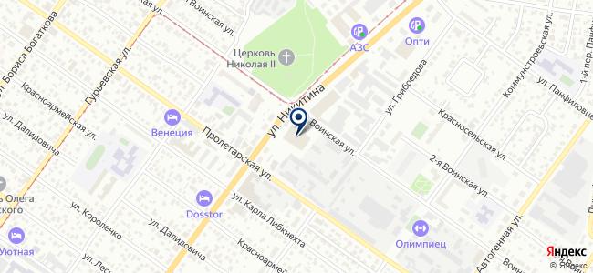 Абат-сервис на карте