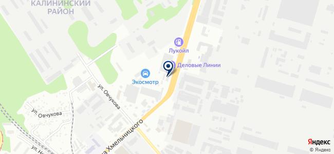 Компания Реле, ООО на карте