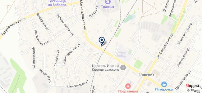 МарКир, ООО на карте